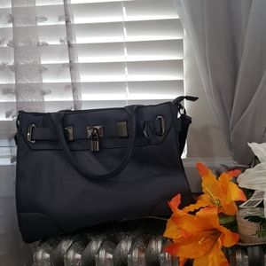 just fabblueish color bag